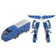Plarail 883 toy content