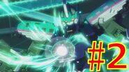 【アニメ2話】新幹線変形ロボ シンカリオン THE ANIMATION 第2話『対決!!シンカリオンVS巨大怪物体』shinkalion