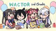 WACTOR - WACTOR 2nd Gen by Shino Laila & Hina Misora