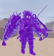 Raion-Akuma Full Bodied Samurai Spirit