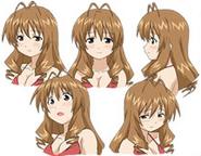 Ayumi's emotions