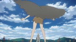 Messiah vs Kaburagi