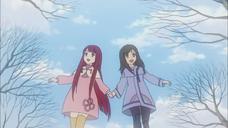 Little Saki and Maria
