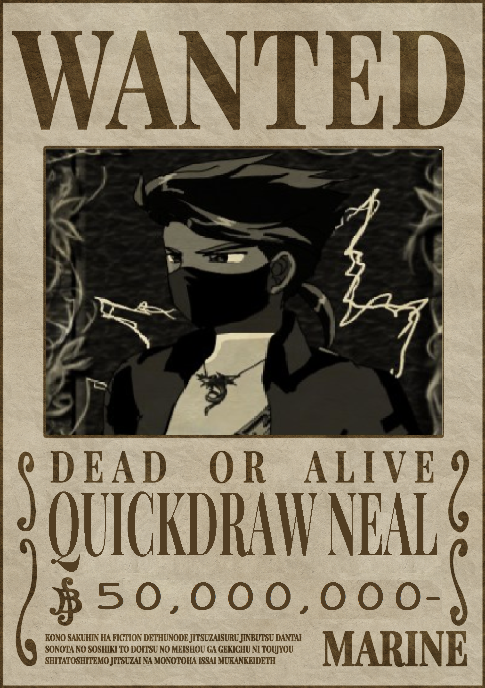 """""""Quickdraw"""" Neal"""