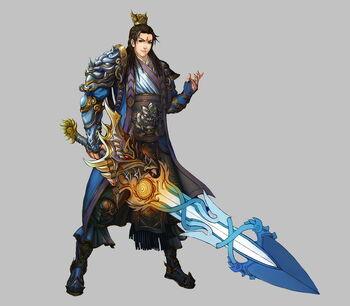 Swordsman by zero position art-d3eh7yh.jpg