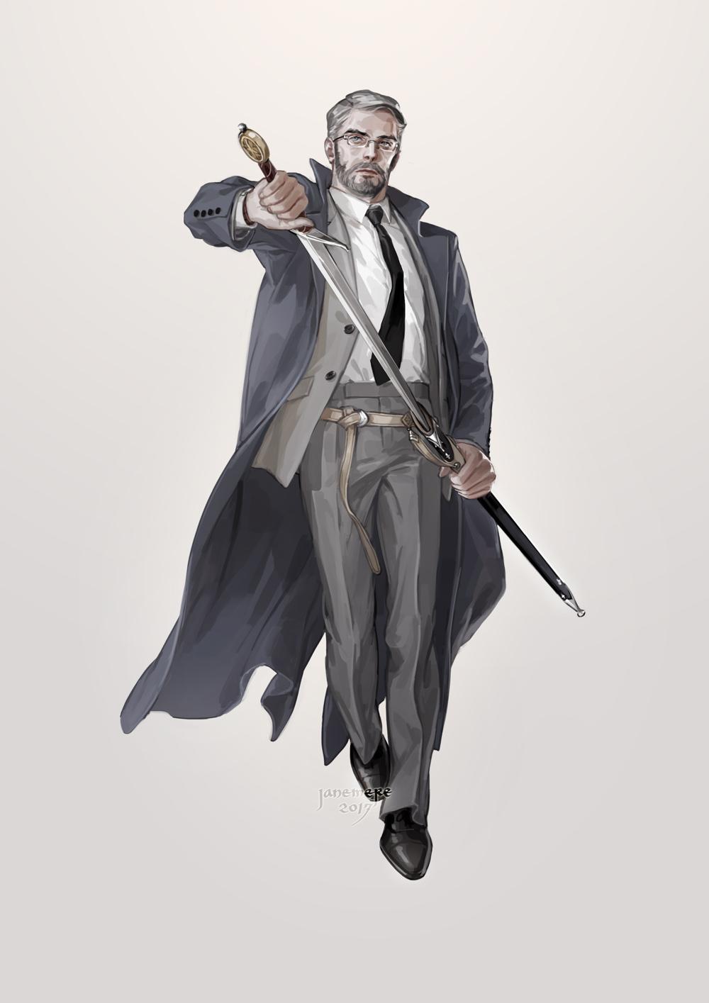 Chester Von Silvermoon
