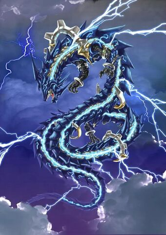 Tatsu Tatsu No Mi Model Lightning Dragon One Piece Ship Of Fools Wiki Fandom
