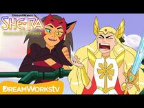 Escaping Catra's Trap - SHE-RA AND THE PRINCESSES OF POWER