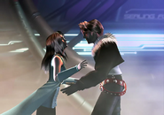 Rinoa and Squall's Reunion