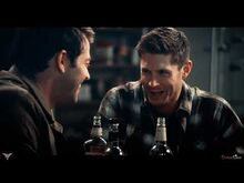 Dean and Castiel - All I want -Spoilers contains 15x18 & 15x19-(Song-Video Request)