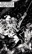 PeterMJ Marvel Christmas Card