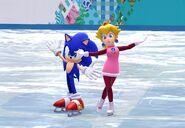 Sonic x Peach