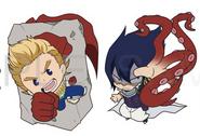 MiriTama (Chibi Stickers)