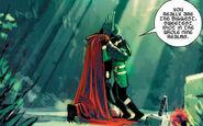 Thor hugs Kid Loki