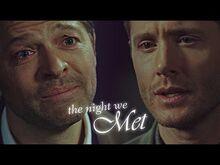 """Dean-Cas """"The night we Met"""" -15x18-"""
