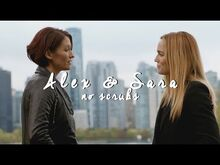 Alex & sara -- no scrubs
