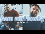 Sam and Bucky - Partners, Co-workers