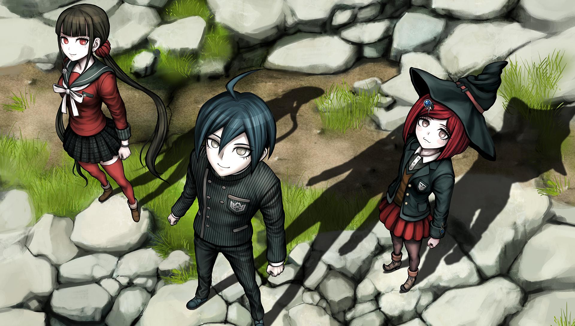 Surviving Trio