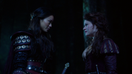 OUaT Mulan and Belle
