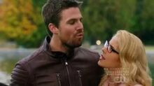 Oliver and Felicity GET MARRIED