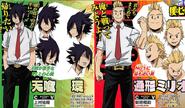 MiriTama (Designs for the anime)