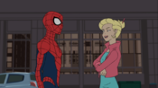 PeterGwen (Spider-Man 2017) 10