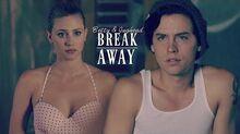 "Riverdale Betty & Jughead- Bughead ""Breakaway"" (+3x03)"