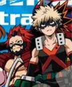 KiriBaku together