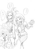 Momochako (Horikoshi Sketch 7)