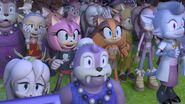 SonicBoom Beaver fangirls concert 3