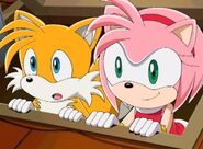 SonicX 06 Tails&Amy
