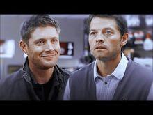 Dean + Castiel -- Someone you loved