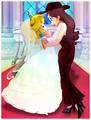 Peach Marries Pauline 3
