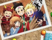 MiriTama (Tamaki and Mirio as children in Shout Baby)