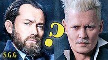 Fantastic Beasts The Crimes Of Grindeldore?