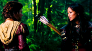 OUaT Belle and Mulan by ouatandouatiwcaps