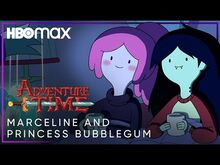 Adventure Time's Complete History of Marceline and Princess Bubblegum - HBO Max