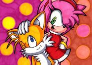 Amy n Tails