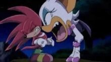 Knuckles and rouge ~ call me maybe
