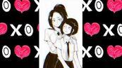 I kissed a girl jiroumomo my hero acedamai bnha yuri