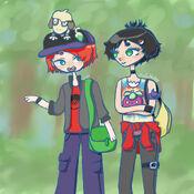 NathMarc (Pokemon AU) by pandadubu1358