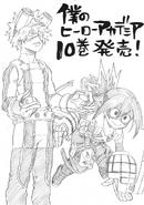 Katsuyu Sketch 2