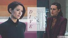 Alex and Lena l Dive