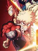 KiriBaku (Poster)