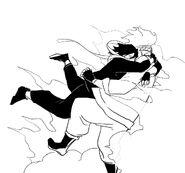 EraserCloud Hug by mogamoka