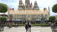 Kacchako Universal Studios Singapore Date Full Video FUWAMORI 💖