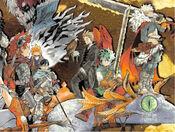 KiriBaku (Fantasy AU)