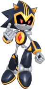 Shard the Metal Sonic render