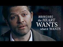 Cas-Dean - The Heart Wants What It Wants -+15x18-