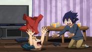 MiriTama (Mirio and Tamaki as children)
